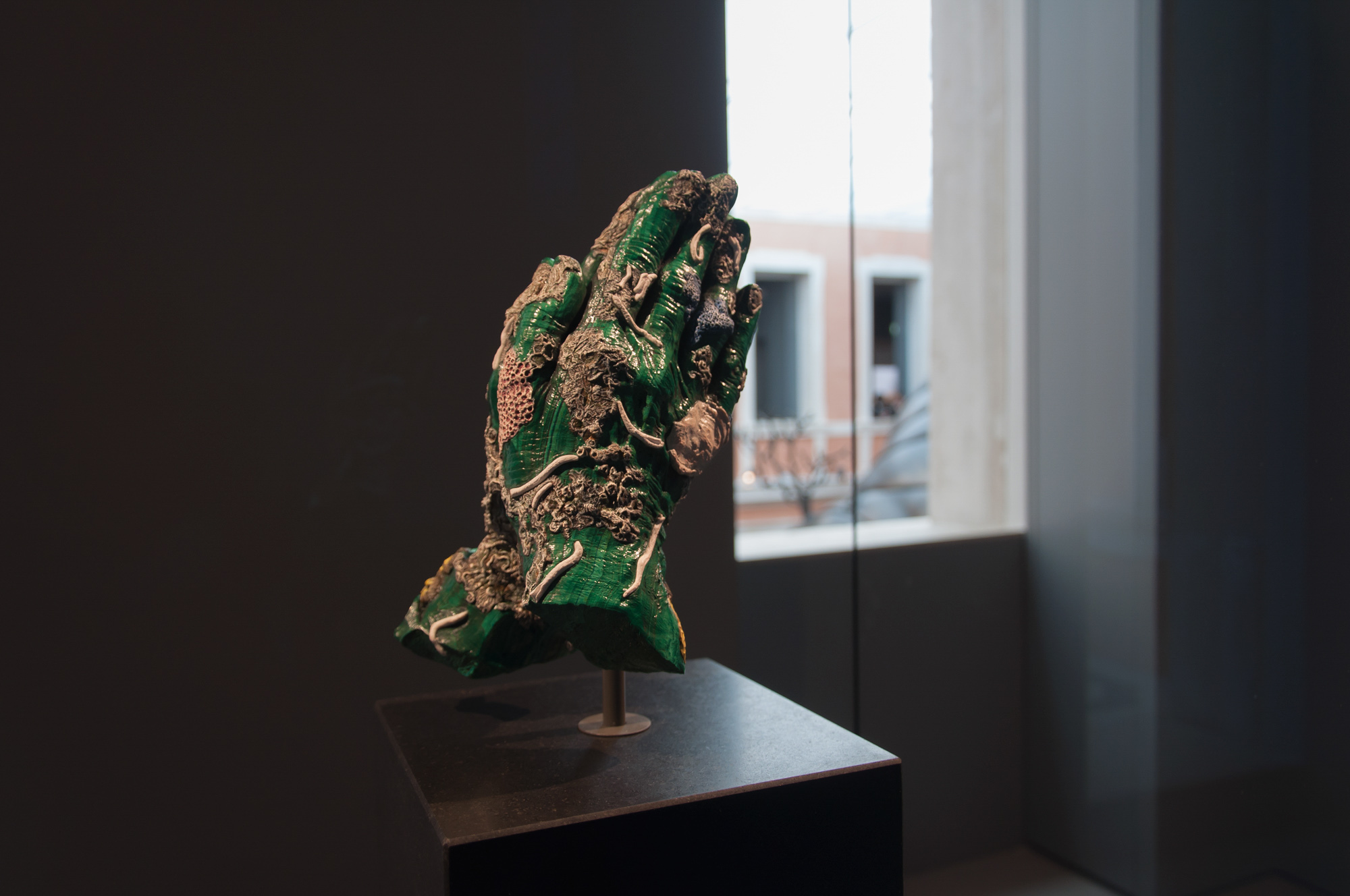 La Sterzata Di Damien Hirst A Venezia Artribune