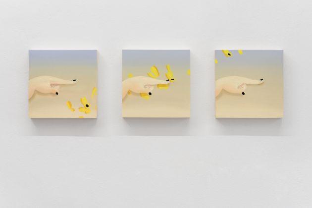 Dana Lok, Mimic, Pick, Point, 2017. Photo Marco Davolio