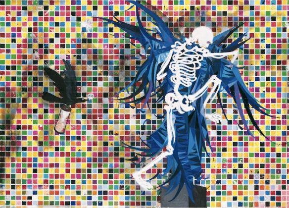 Daniel Richter, Alles Ohne Nichts, 2006-07. Tatintsian Collection, © Jochen Littkemann, Berlin - © Bildrecht, Wien 2017