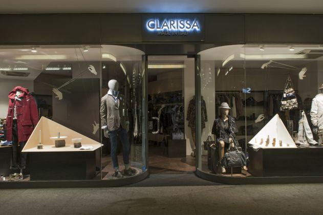 Designer Giulio parini, Product designer Boutique Clarissa, Artificio 2015