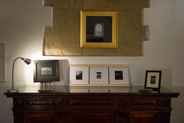 Diego Sarra. Isole nella memoria (1975-2017). Exhibition view at Palazzo Parente, Aversa 2017
