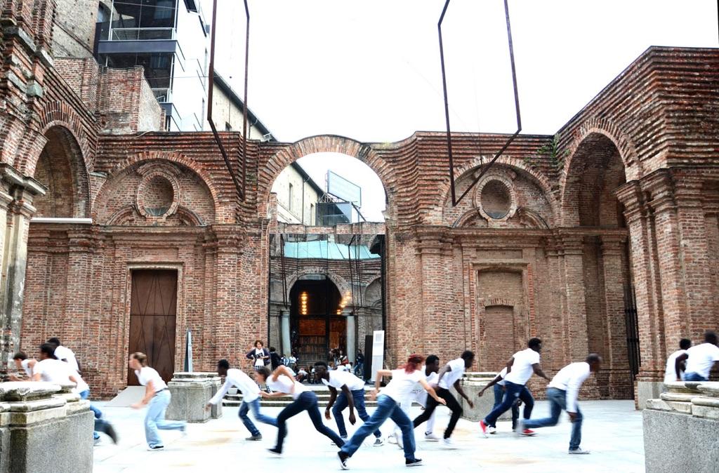 Dipartimento Educazione del Castello di Rivoli. Summer School con Egri Danza