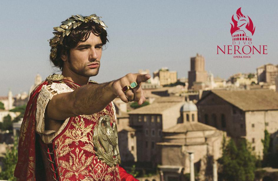 Divo Nerone - Opera Rock
