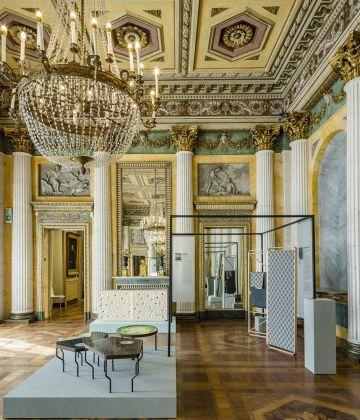 Doppia Firma, Galleria d'Arte Moderna di Milano, 2017 ©Luca Rotondo