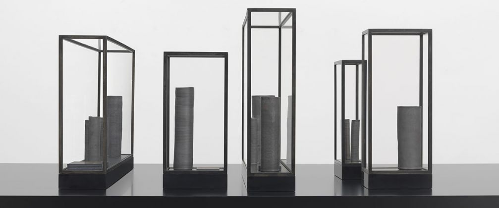 Edmund de Waal, A new ground III, 2015, 1170x488 cm