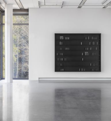 Edmund de Waal, un'opera esposta ad Artipelag, Gustavsberg (Stoccolma), per Edmund de Waal Giorgio Morandi, 2017
