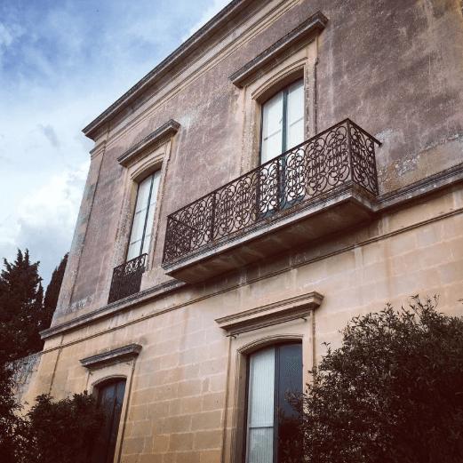 Fondazione Lac o Le Mon, San Cesareo di Lecce