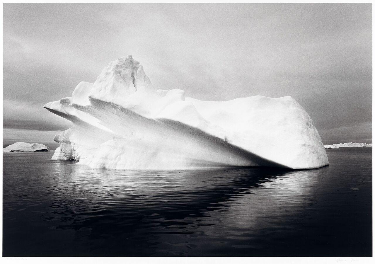 Francesco Bosso, Diamond (Greenland), 2015. Courtesy l'artista. Photo © 2017 Marino Colucci-Sfera