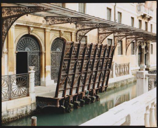Francesco Neri, Il ponte levatoio dei Giardini Reali, Venezia, 2016