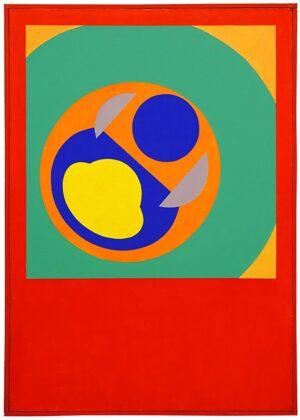 Franco Summa, Segnaletica spirituale, 1971