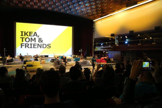 Fuori Salone, Tom Dixon e Ikea