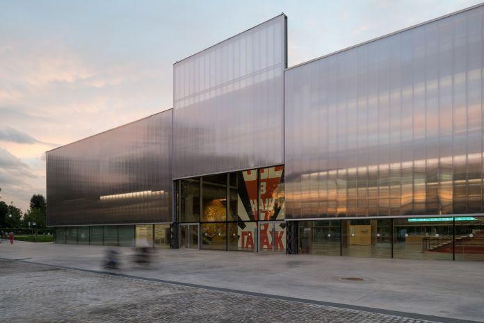 Il Garage Museum of Contemporary Art di Mosca