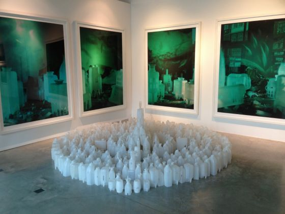 Gayle Chong Kwan Atlantis Installation, 2009