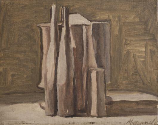 Giorgio Morandi, Natura morta, 1947. Collezione privata
