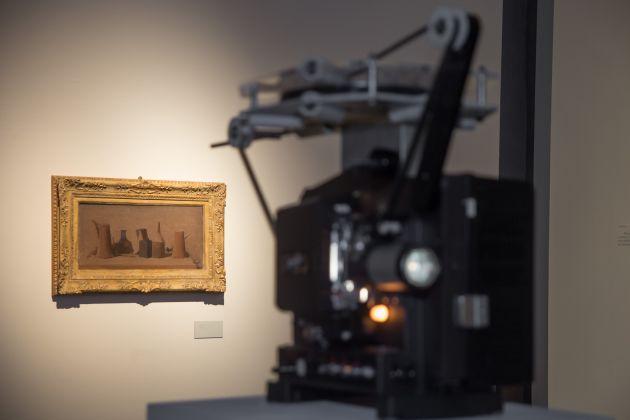 Giorgio Morandi e Tacita Dean. Semplice come tutta la mia vita. Installation view at Palazzo Te, Mantova 2017