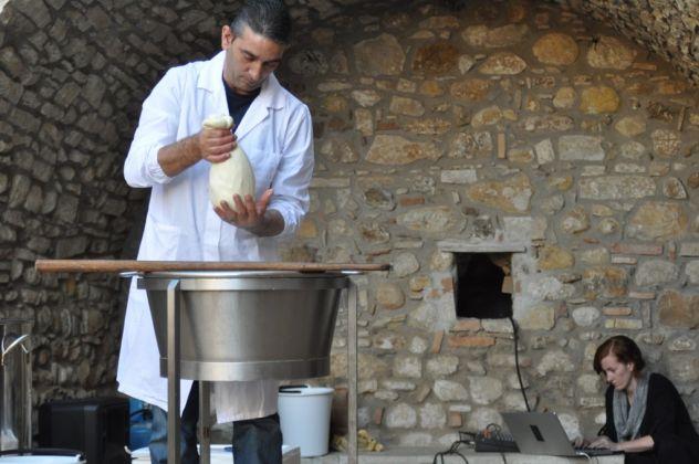 Giovanni Di Roma e Tana Sprague a Interferenze, 2010