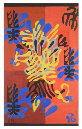 Henri Matisse, Mimosa, 1949-51