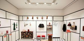 Hermés, collezione Petit h, pop-up store via Condotti, Roma, Ph. adnkronos
