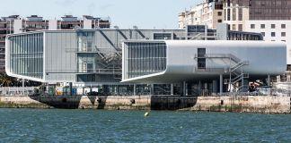 Il Centro Botín di Renzo Piano (foto © Fundación Botín. Belen de Benito)