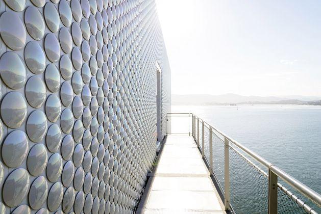 Il Centro Botín di Renzo Piano (foto © Fundación Botín. Gerardo Vela)