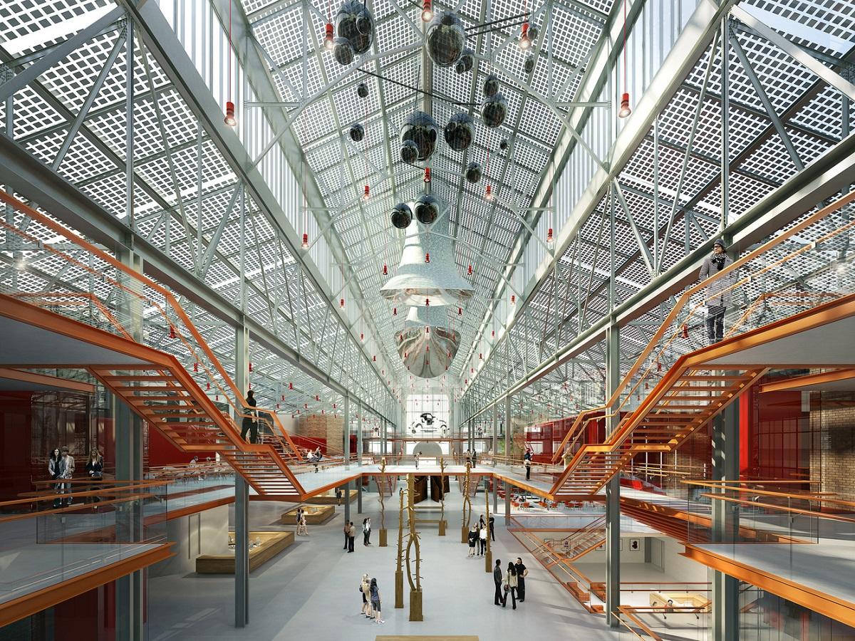 Il progetto di Renzo Piano per la nuova sede della VAC Foundation di Mosca