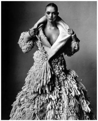 Irving Penn, Gemma Ward, Vogue 2006