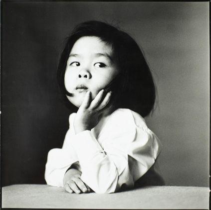 Irving Penn, Japanese Girl, 1980