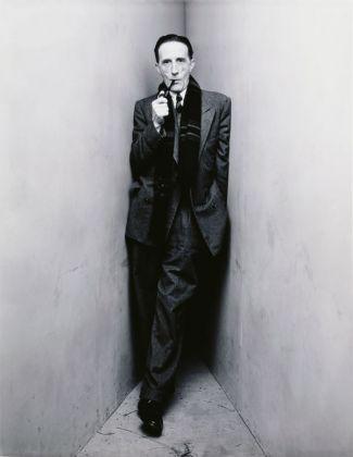 Irving Penn, Marcel Duchamp, 1948
