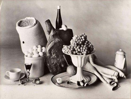 Irving Penn, Still life, New York, 1947