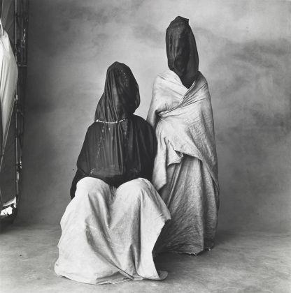 Irving Penn, Veiled Mystery of Morocco, 1972