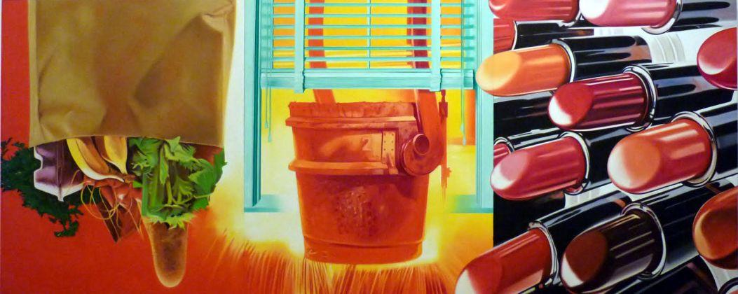 James Rosenquist, House of Fire, 1981