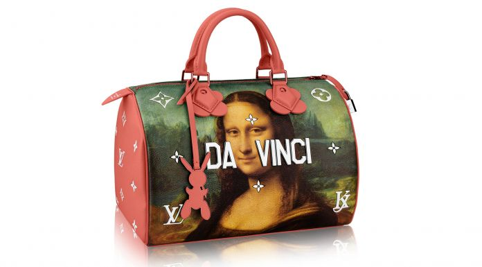 Jeff Koons per Louis Vuitton