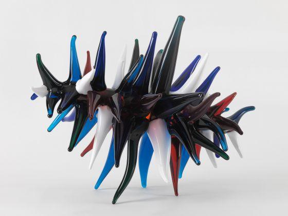 John Armleder, Silvano, 2008. Galerie Andrea Caratsch, St. Moritz