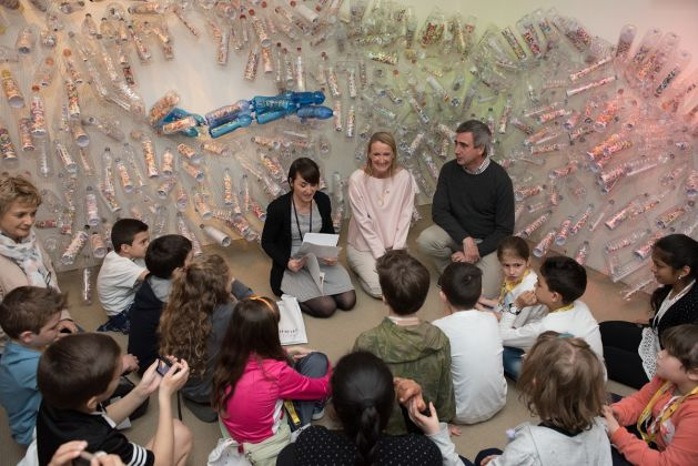 Kids Creative Lab. Foto Francesca Bottazzin