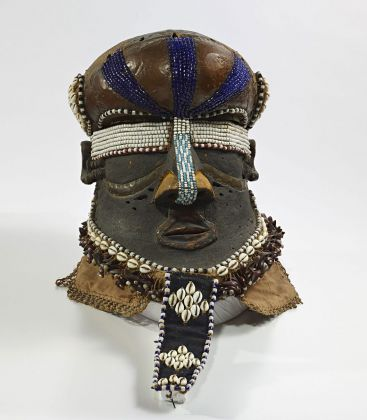 Kuba kingdom in what's now the Democratic Republic of the Congo that inspired some of Henri Matisse's paintings and sculptures. Courtesy Museum of Fine Arts, Boston