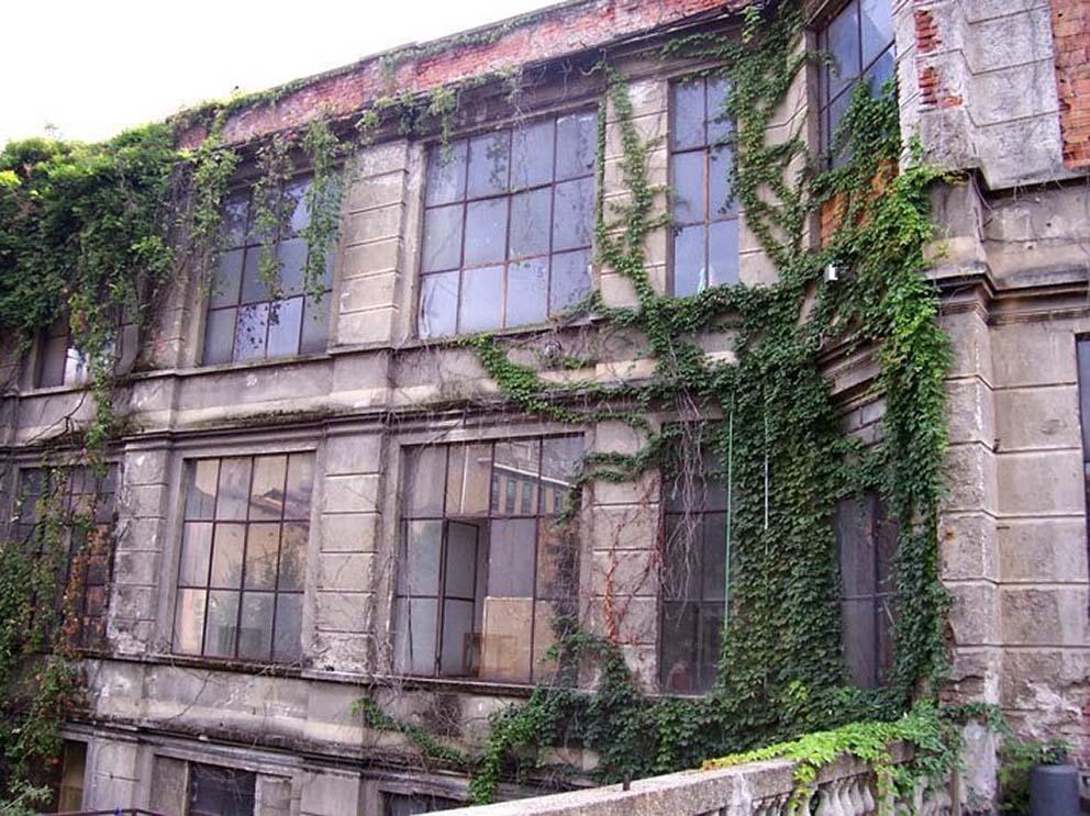La Casa degli Artisti di Milano, in stato d'abbandono
