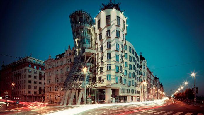 La Dancing House di Frank Gehry, fulcro della Prague Design Week