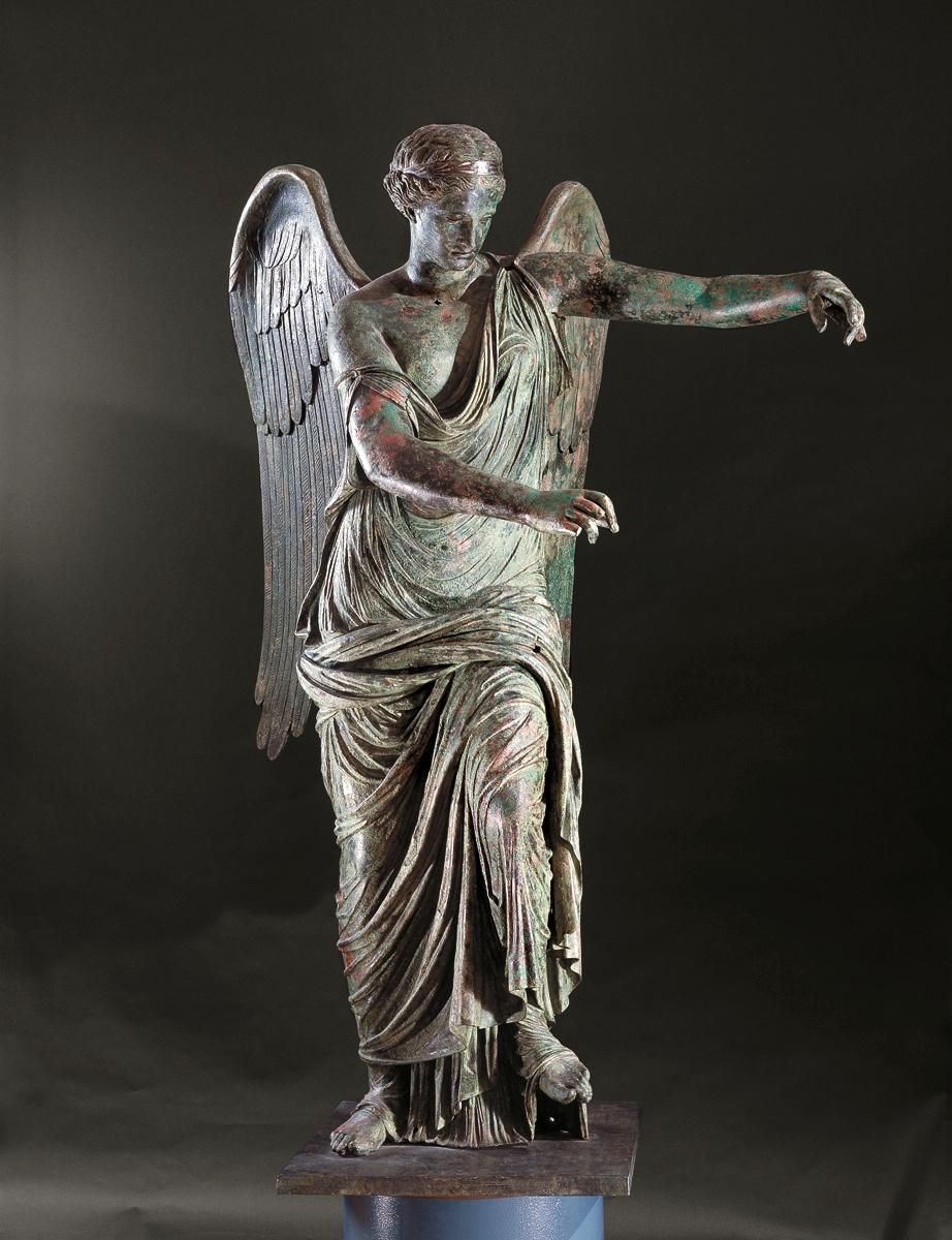 La Vittoria Alata di Brescia, Museo di Santa Giulia