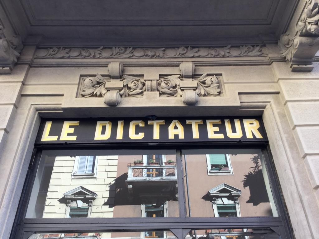 Le Dictateur at FuturDome, Milano
