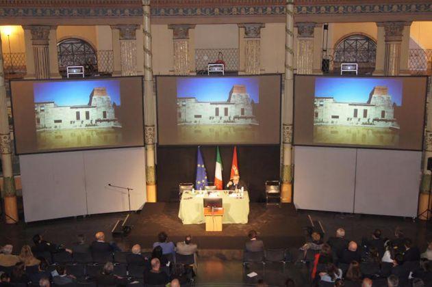 Lecture di Eduardo Souto de Moura in occasione del Piranesi Prix de Rome alla carriera