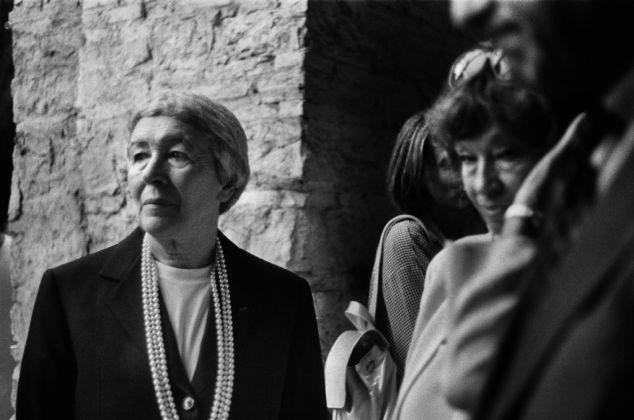 Letizia Battaglia, Gae Aulenti, Torino 2006. Courtesy l'artista