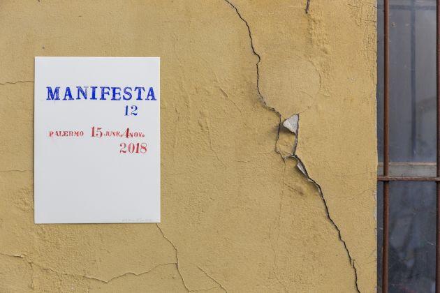 Manifesta 12. Presentazione a Milano, 3 aprile 2017, Francesco Pantaleone Gallery. Photo © Guido Rizzuti & Manifesta 12