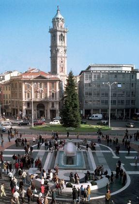 Marcello Morandini, Piazza Montegrappa, Varese, 2005