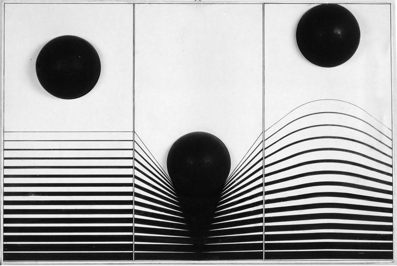 Marcello Morandini, Strutture 1, 1964