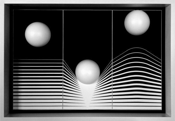 Marcello Morandini, Strutture 1B, 1964