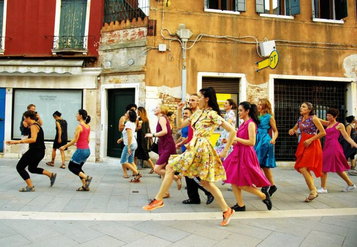 Marinella Senatore, THE SCHOOL OF NARRATIVE DANCE, VENICE