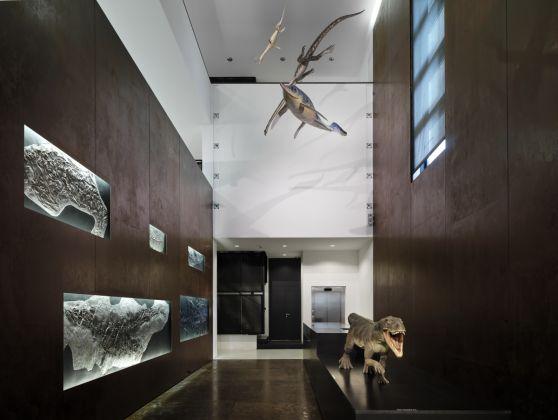 Mario Botta, Museo dei Fossili del Monte San Giorgio, Meride, 2006-12. Photo Enrico Cano