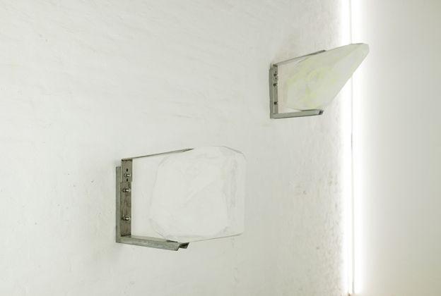 Martino Genchi, Pietre Matrici. Installation view at Galleria Michela Rizzo, Venezia 2017