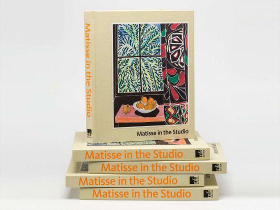 Matisse in the studio, il catalogo della mostra