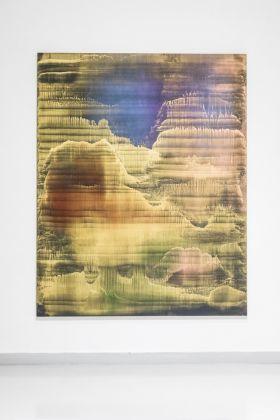 Matteo Montani. The Glow and the Glare. Exhibition view at Luca Tommasi Arte Contemporanea, Milano 2017